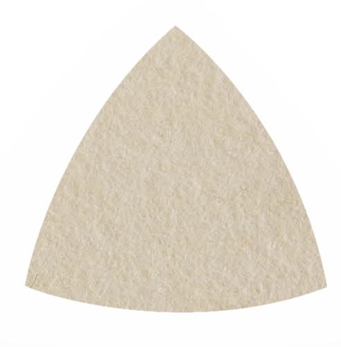 Polijstpads delta 94mm