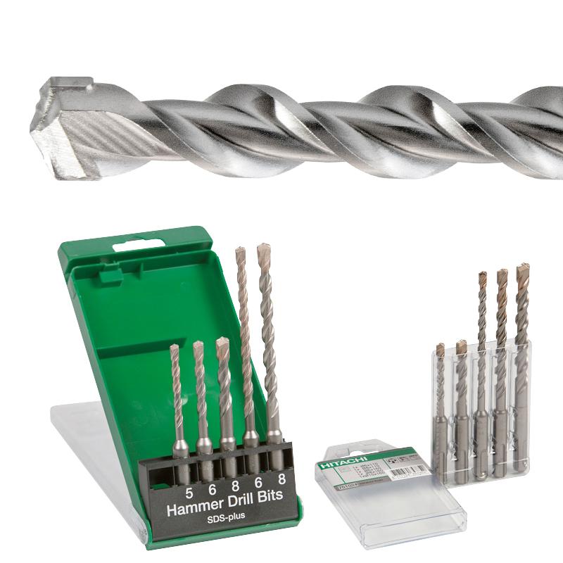 Proline forets pour béton SDS-plus 2-taillants