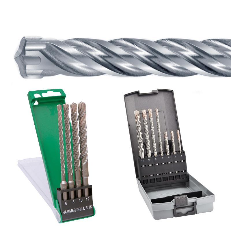 Proline forets pour béton SDS-plus 4-taillants Ø 11 - 16 mm
