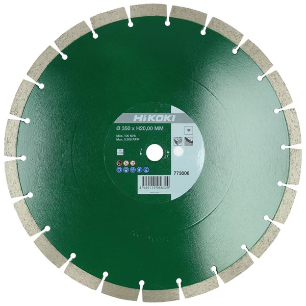 Proline disques de meule diamantés pour tronçonneuses à disque thermiques (Universel)