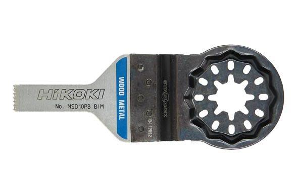 Hitachi /& HiKOKI CV18DBL//W4 18 V Brushless Multi outils Avec Accessoires 39pcs Set