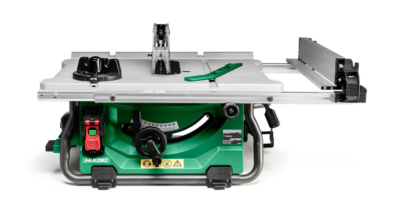 Accu Zaagtafel 36V / 255 mm - Exclusief lader en accu's