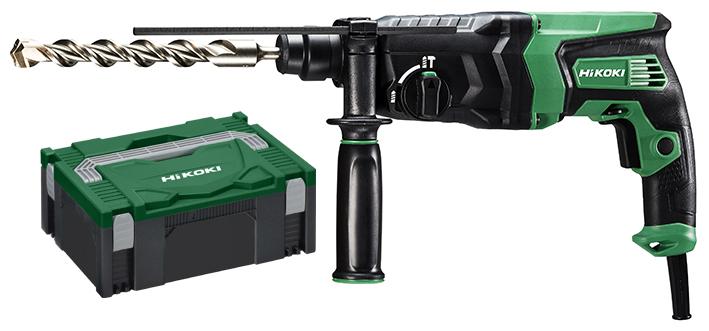Marteau de perçage - SDS+ / 26 mm / 2,9 J (EPTA 05) / 2,8 kg - Coffret HSC I